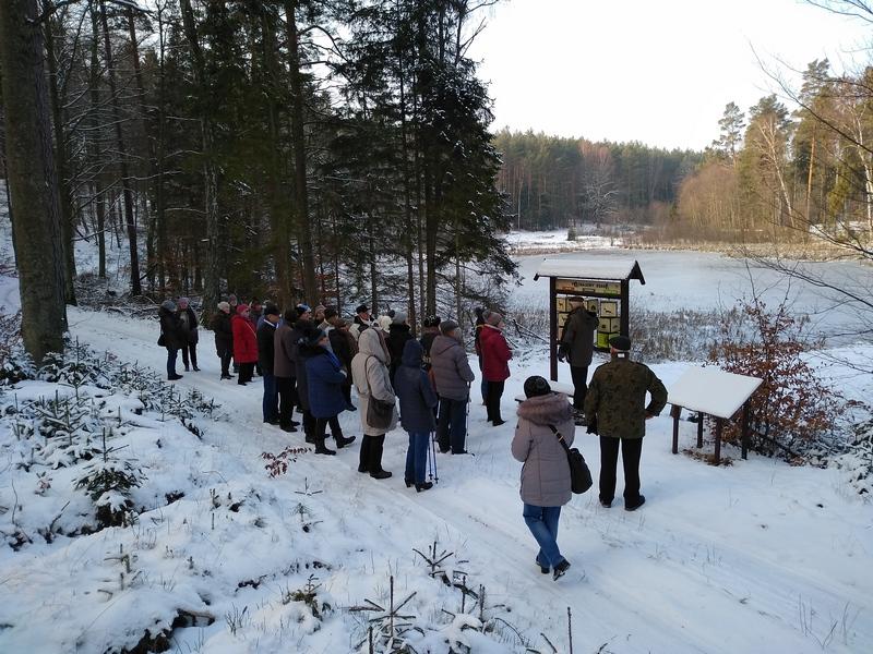 Zimowa wyprawa do lasu? Dlaczego nie!